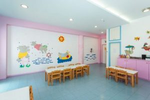 Activity Room, Pre-K – Kindergarten