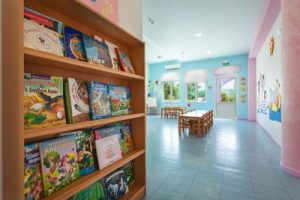 Activity Room, Pre-K – Kindergarten