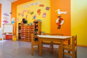 Activity Room, Preschool group