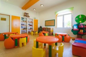 Activity Room, Toddler group