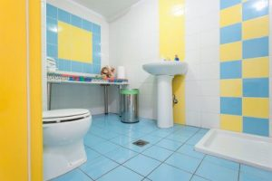 Bathroom, Infant group