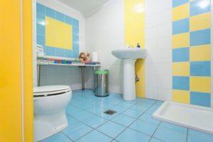 Bathroom, Infant group