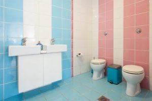 Bathroom, Pre-K – Kindergarten