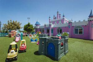 Children's yard