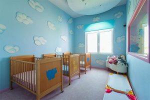 Sleep & rest area, Infant group